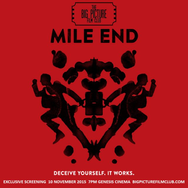 Mile End Move Poster