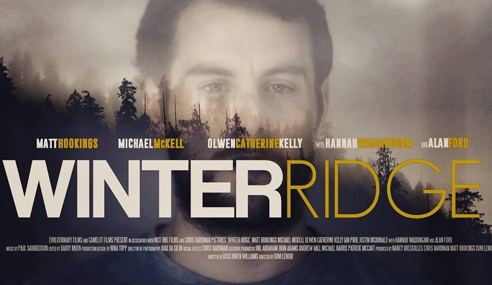 Winter Ridge Film Poster