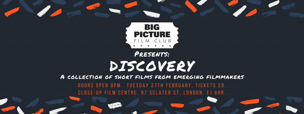 Big Picture Film Club Presents: Discovery