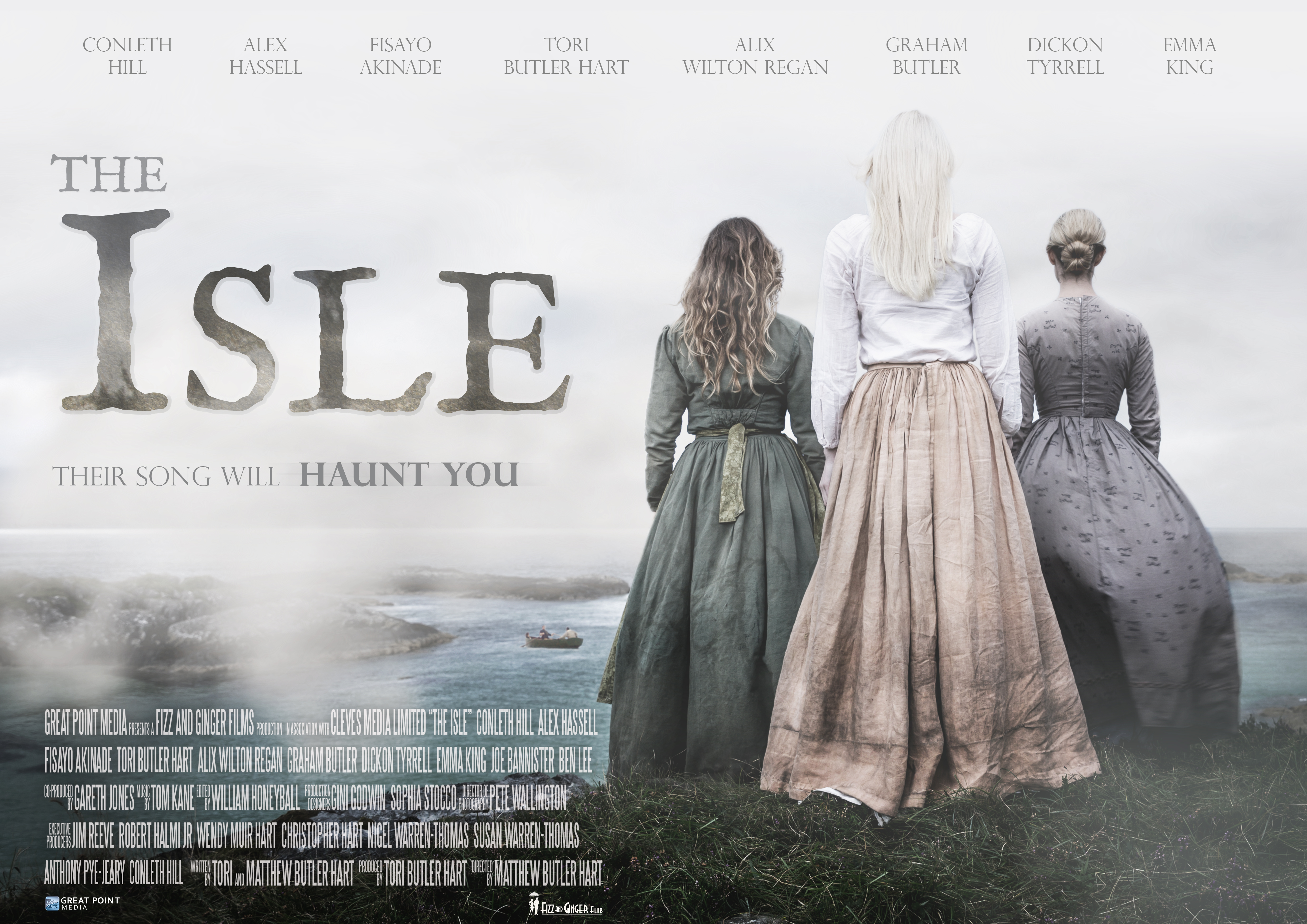 The Isle Teaser Poster