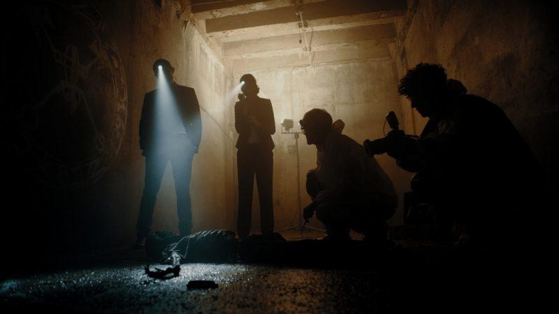 Charismata - Crime Scene Picture
