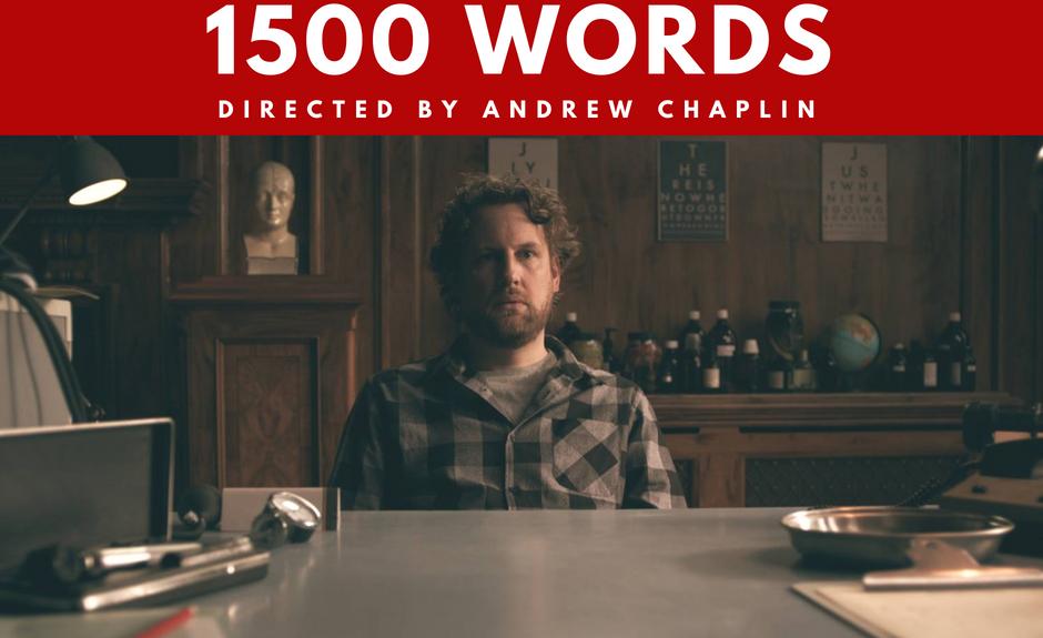 BIG PICTURE FILM CLUB's SHORT SNACKS #5 - 1500 Words