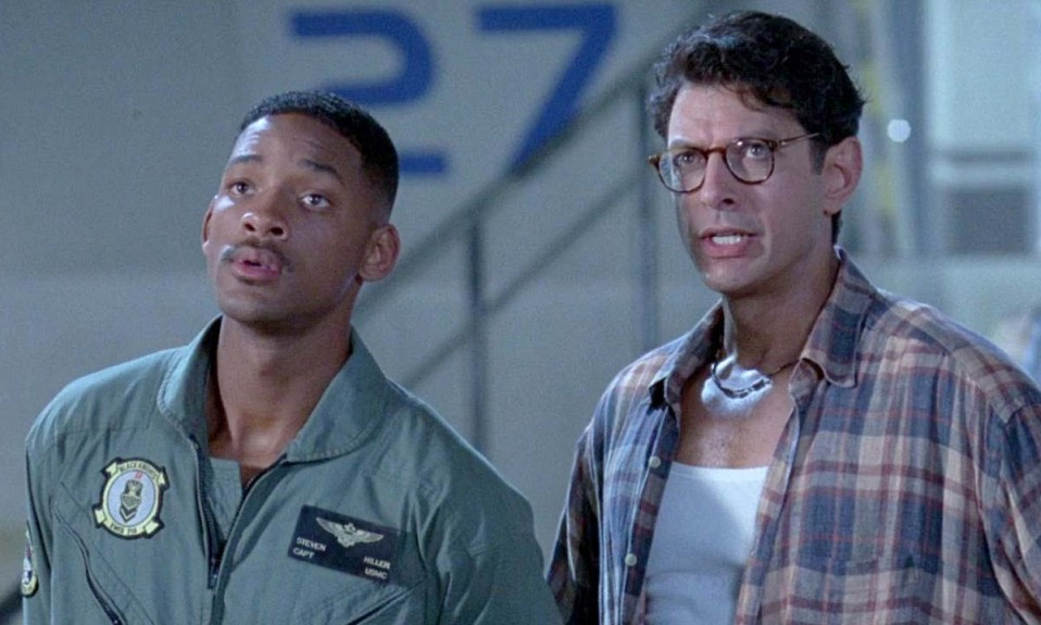 Independence Day - Will Smith & Jeff Goldblum