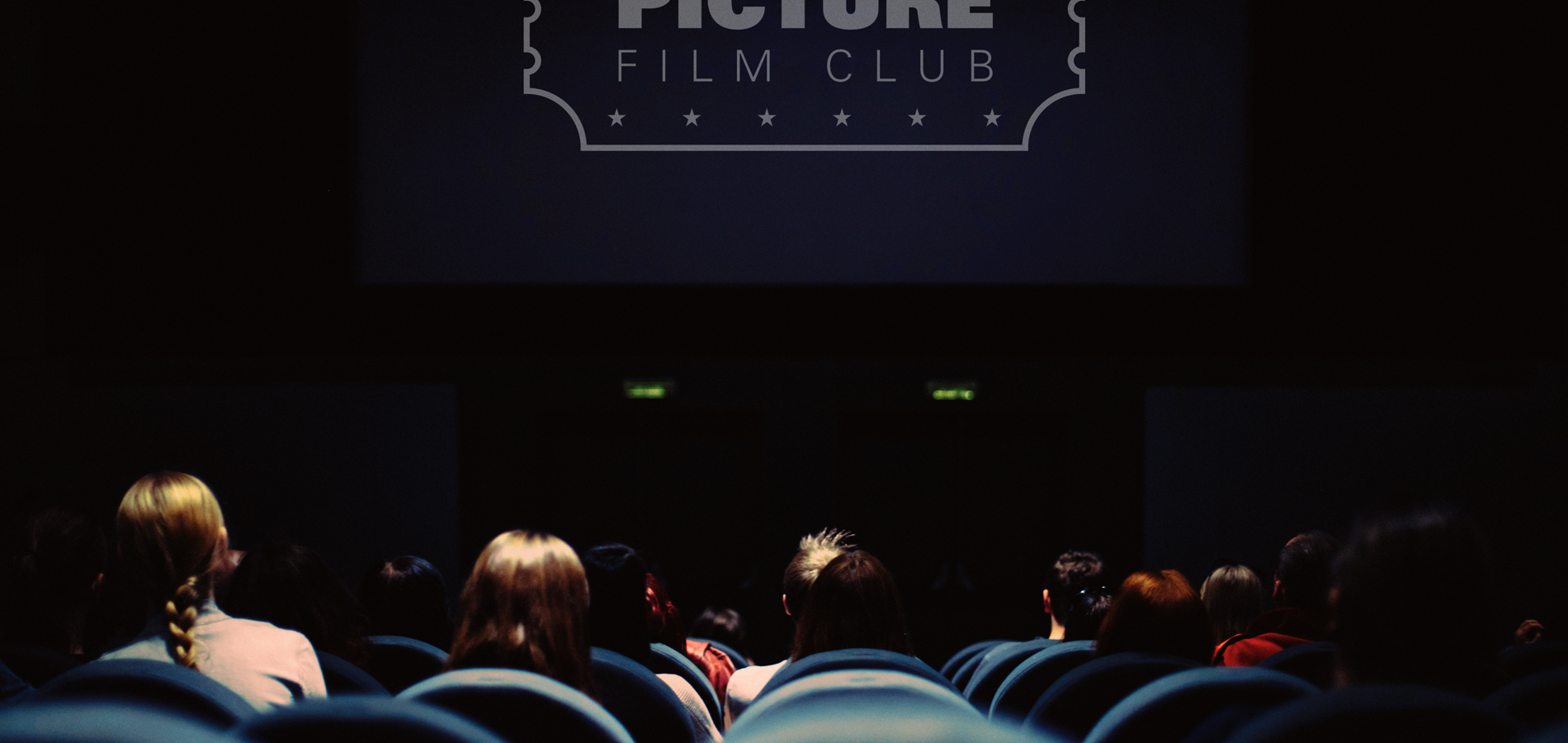 Big Picture Film Club Website Banner