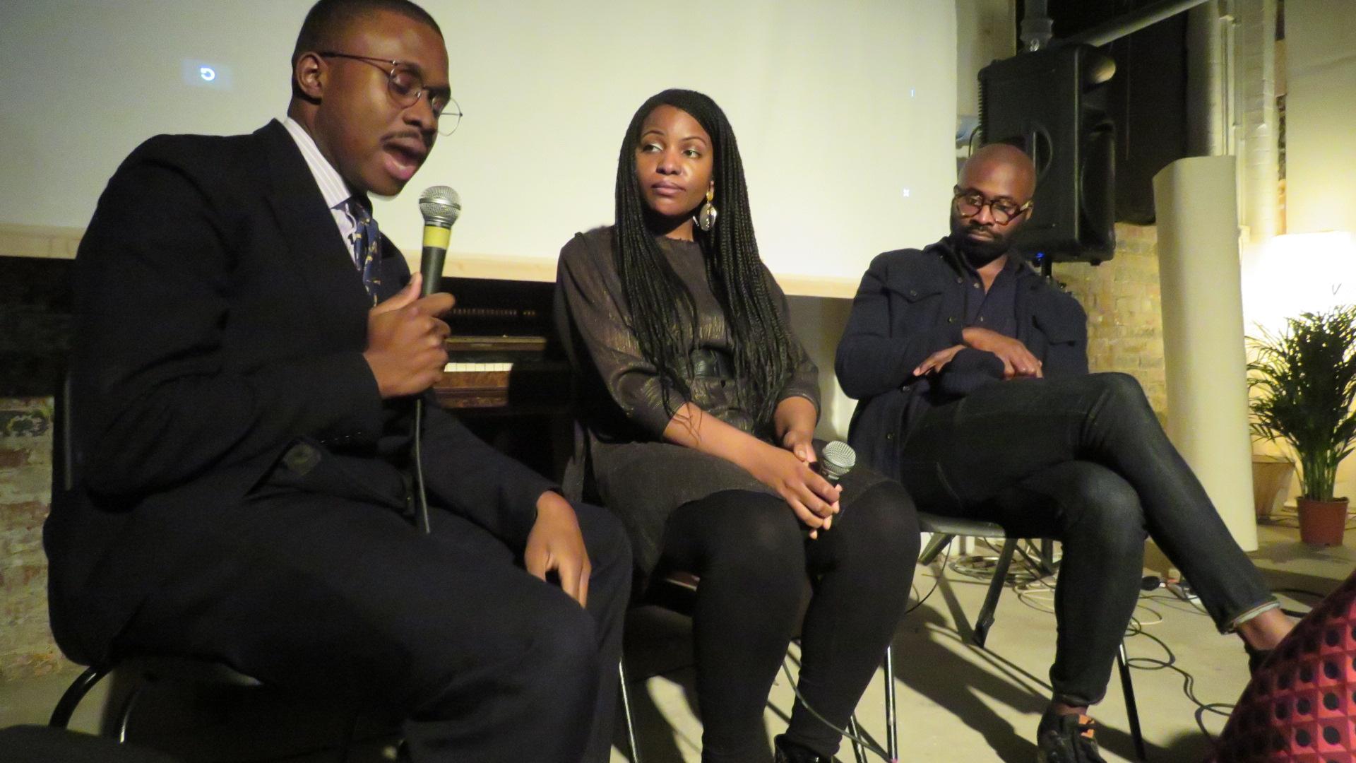 Tomisin Adepeju, Candice Onyeama & Adeyemi Michael