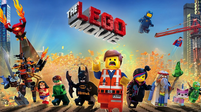 Retro Review The Lego Movie Big Picture Film Club