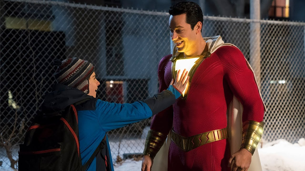 Shazam Movie Screenshot