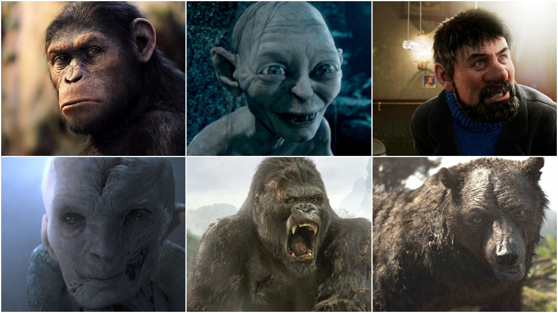 The Many Faces Of Andy Serkis - Big Picture Film Club