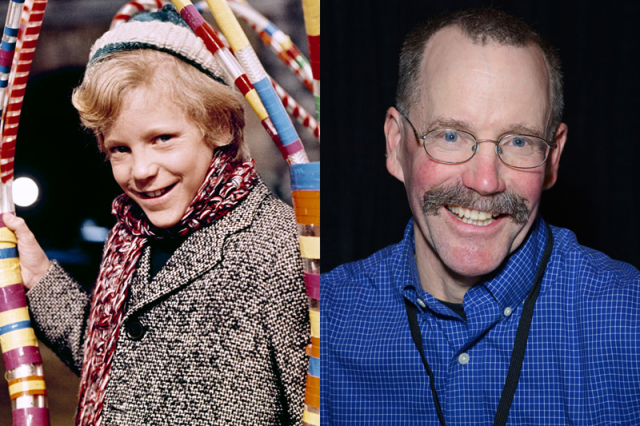 "Peter Ostrum, who played Charlie Bucket in ""Willy Wonka and the Chocolate Factory"