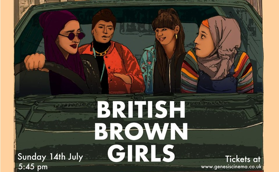 British Brown Girls