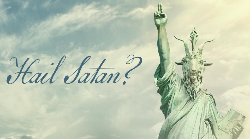 Hail Satan? Movie Banner