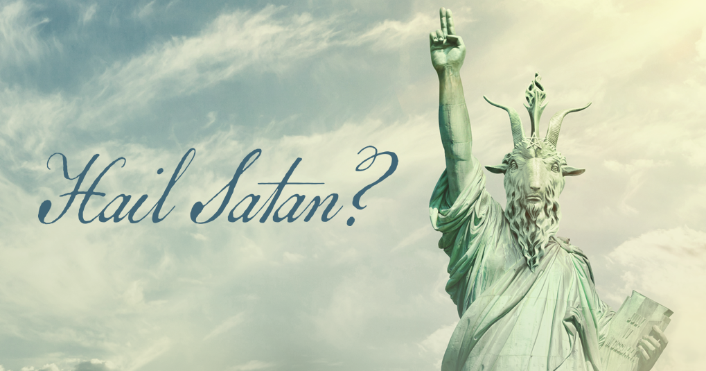 Hail Satan? Movie Banner