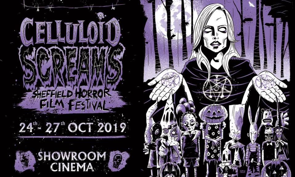 Celluloid Screams 2019 Poster