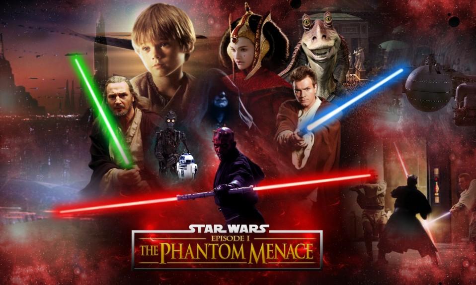 Star Wars Episode 1: The Phantom Menace