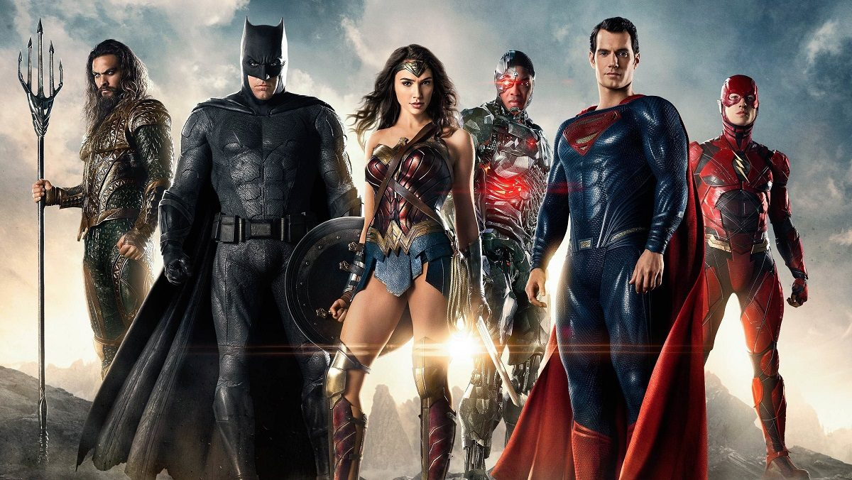 Justice League - Snyder Cut