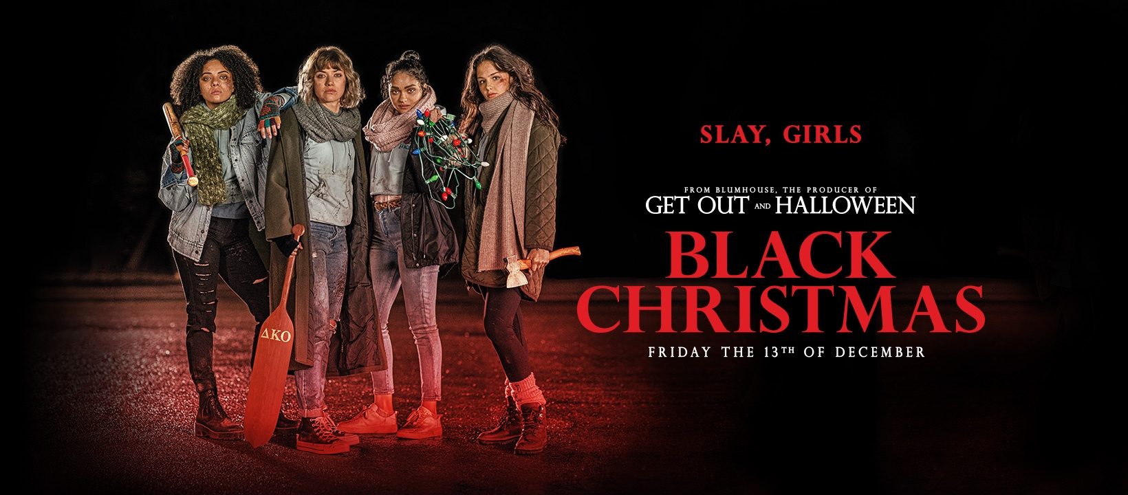 Black Christmas 2019 (Source: We Live Entertainment)