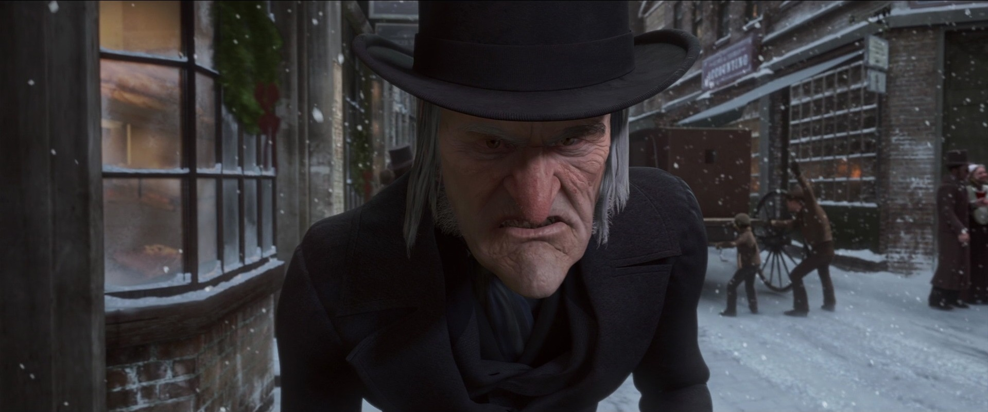 Ebenezer Scrooge from A Christmas Carolv(Source: Disney Wiki)