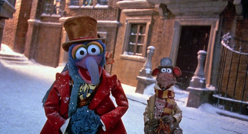 Gonzo and Rizzo in Muppets Christmas Carol (Source: Muppet Wiki)
