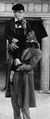 Scrooge & Tiny Tim from Scrooge (1951) (Source: Histomil)