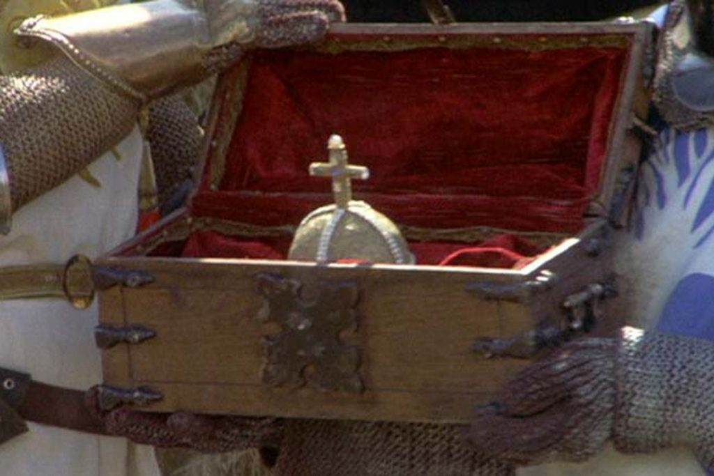 The Holy Hand Grenade - Monty Python & The Holy Grail