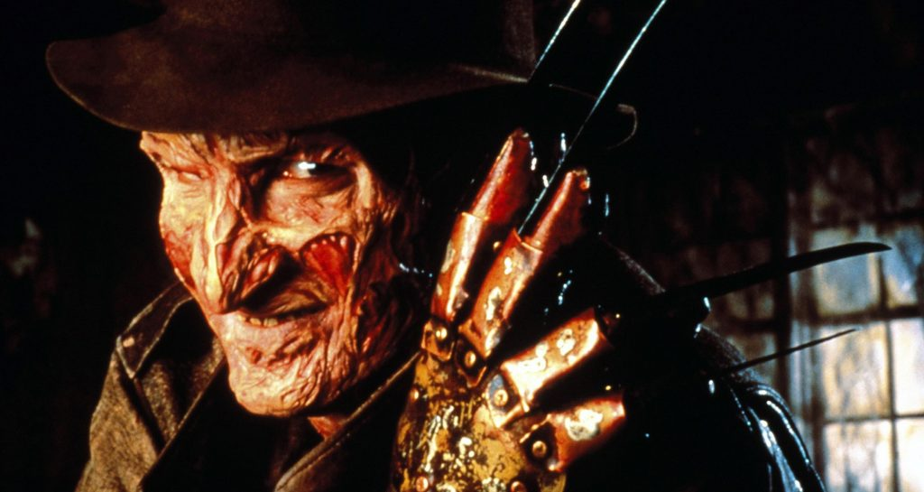 Freddy Krueger's iconic glove