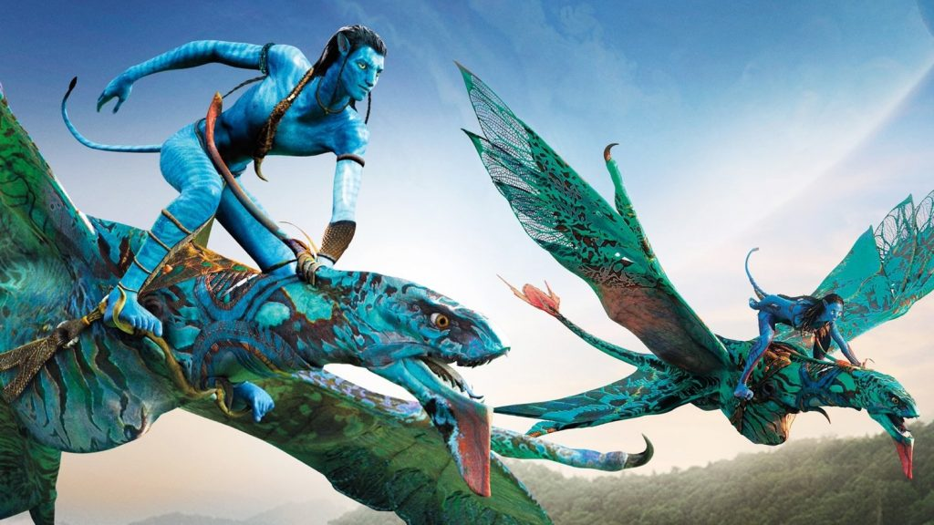 Avatar, Dragons, Jake Sully