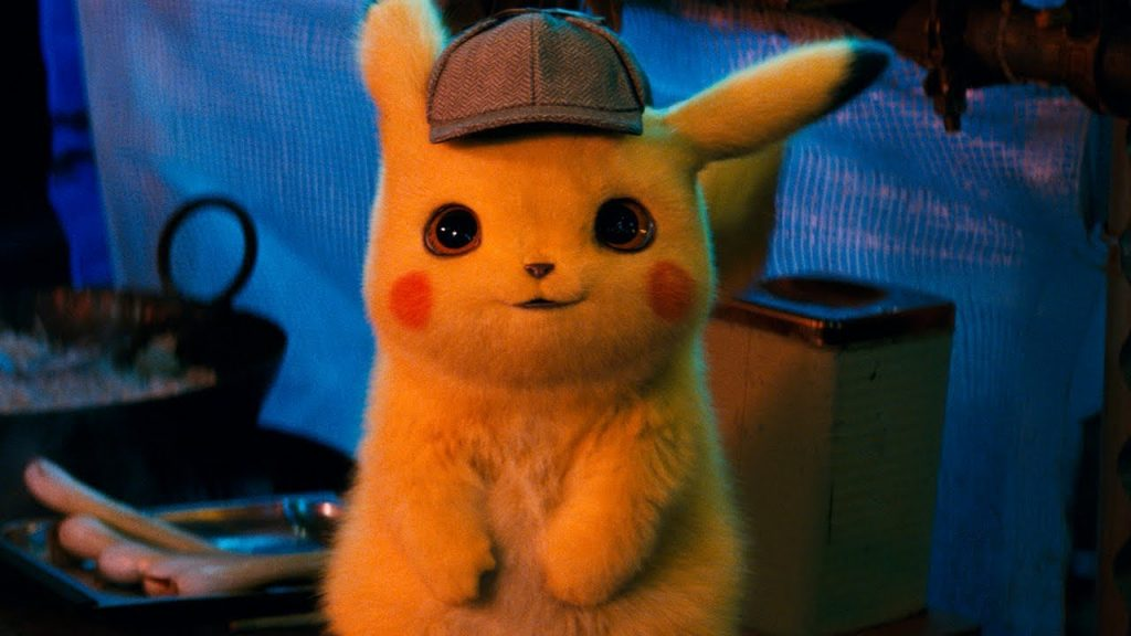 Detective Pikachu does an excellent job of bringing the Pokemon to life, as well as being a fun kid's film (Warner Brothers, 2019)