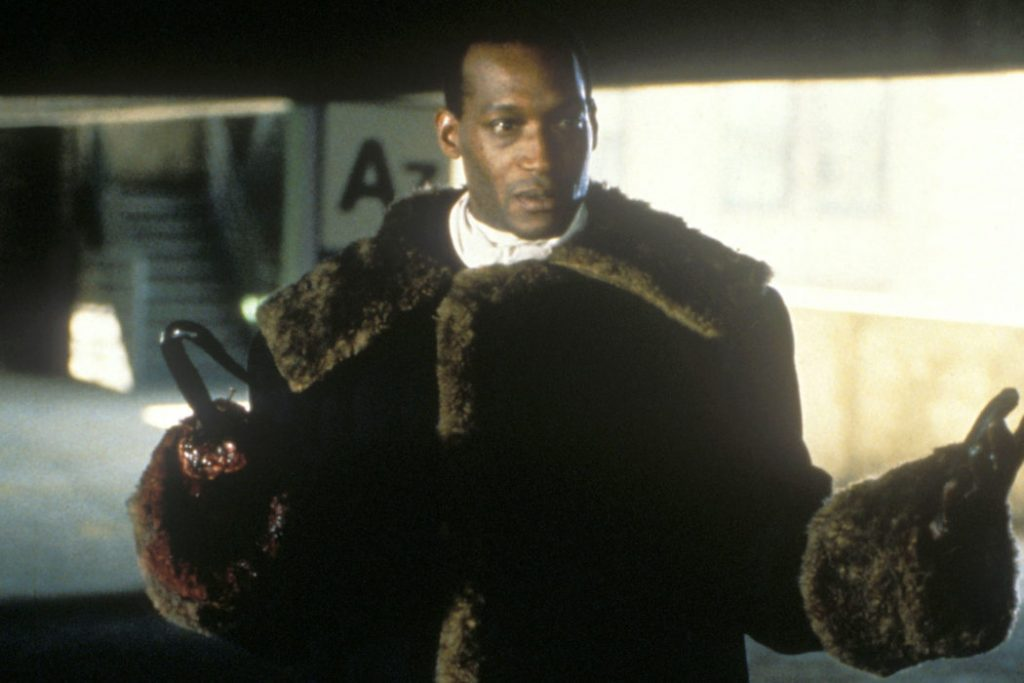 The urban legend Candyman (1992)