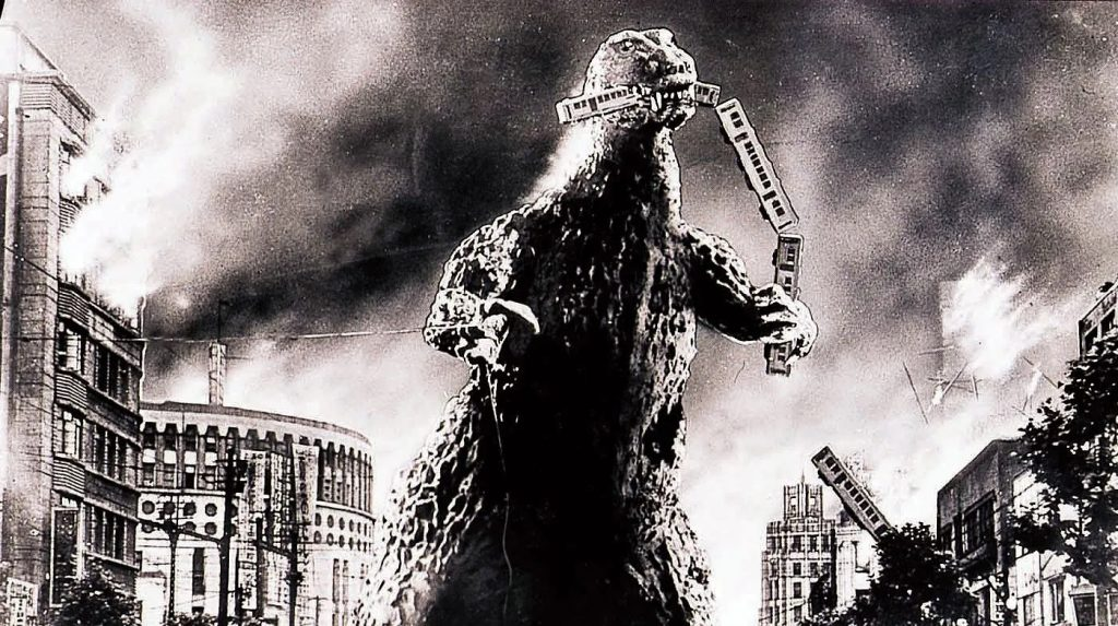 Godzilla, the King of the Monsters. Gojira (1954)