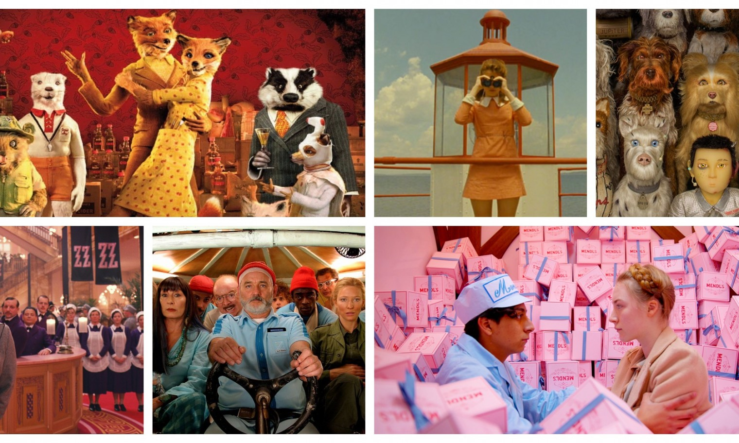 The Unique Style of Wes Anderson - Big Picture Film Club