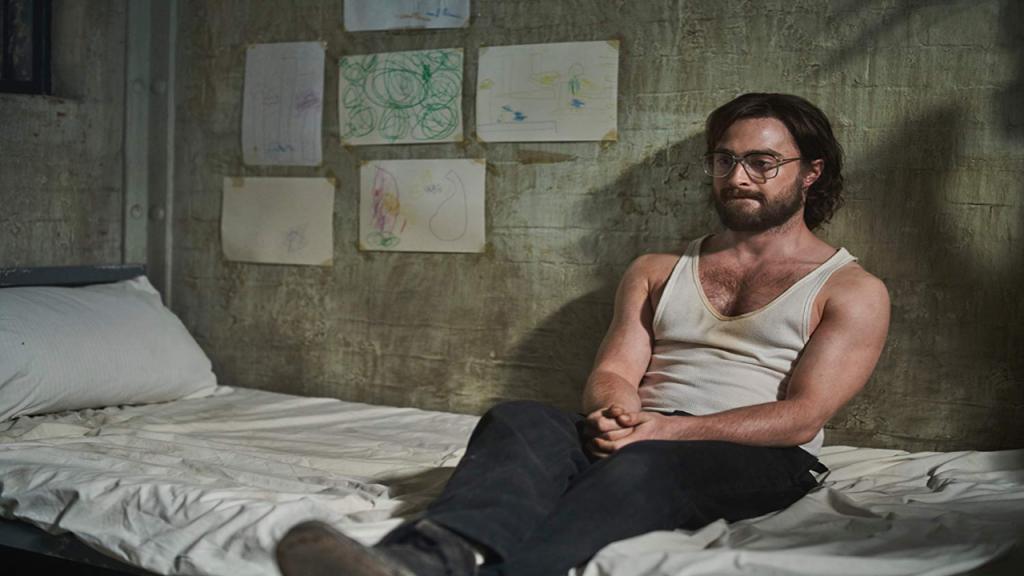Daniel Radcliffe as Tim Jenkin in Escape from Pretoria