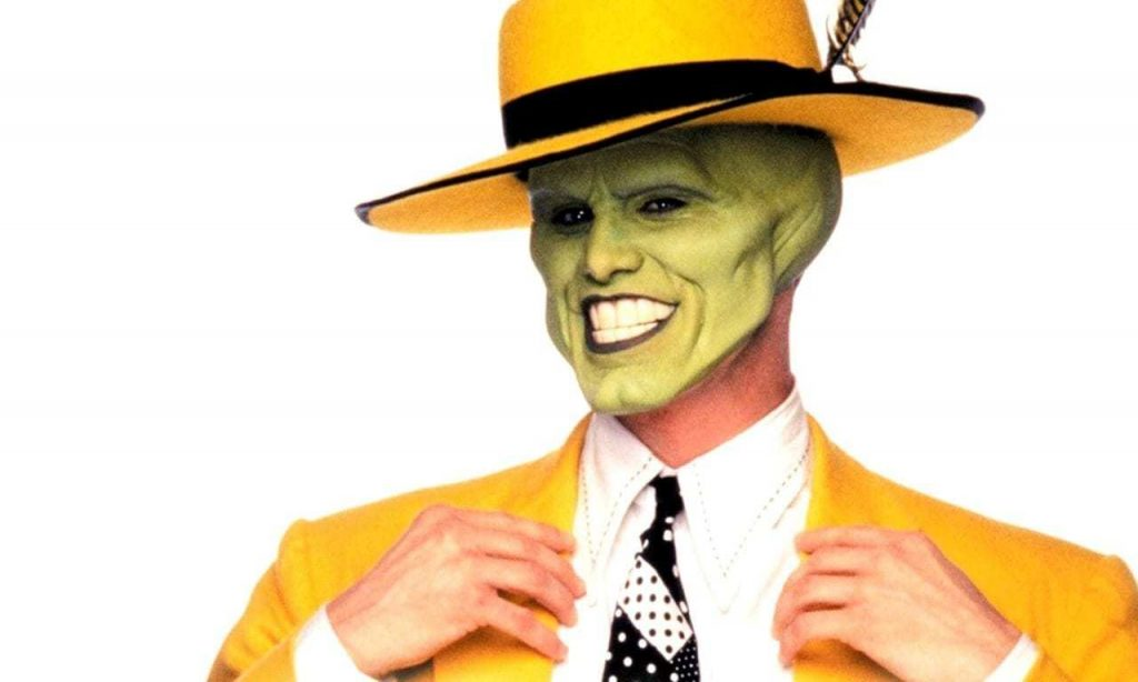 The Mask - Jim Carrey