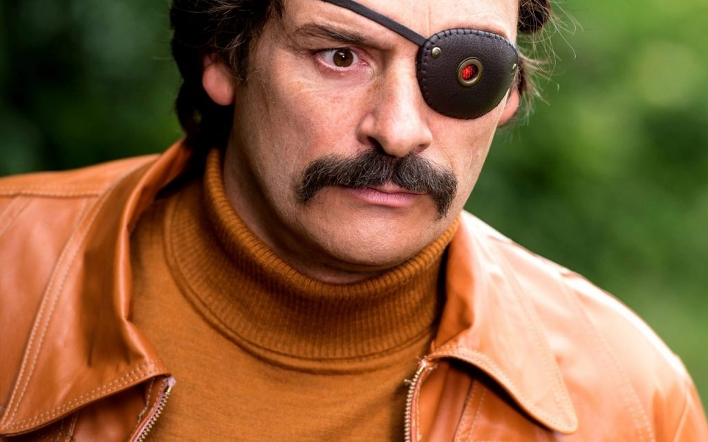 Mindhorn can see the truth and you can see him on BBC iPlayer [Source: Bouquets and Brickbats]