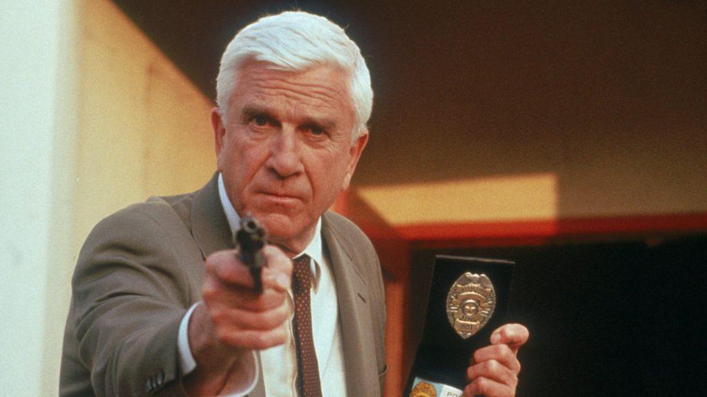 Lt. Frank Drebin (Nielsen), Police Squad