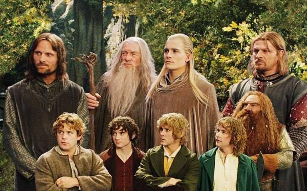 The Fellowship - Lord of the Rings