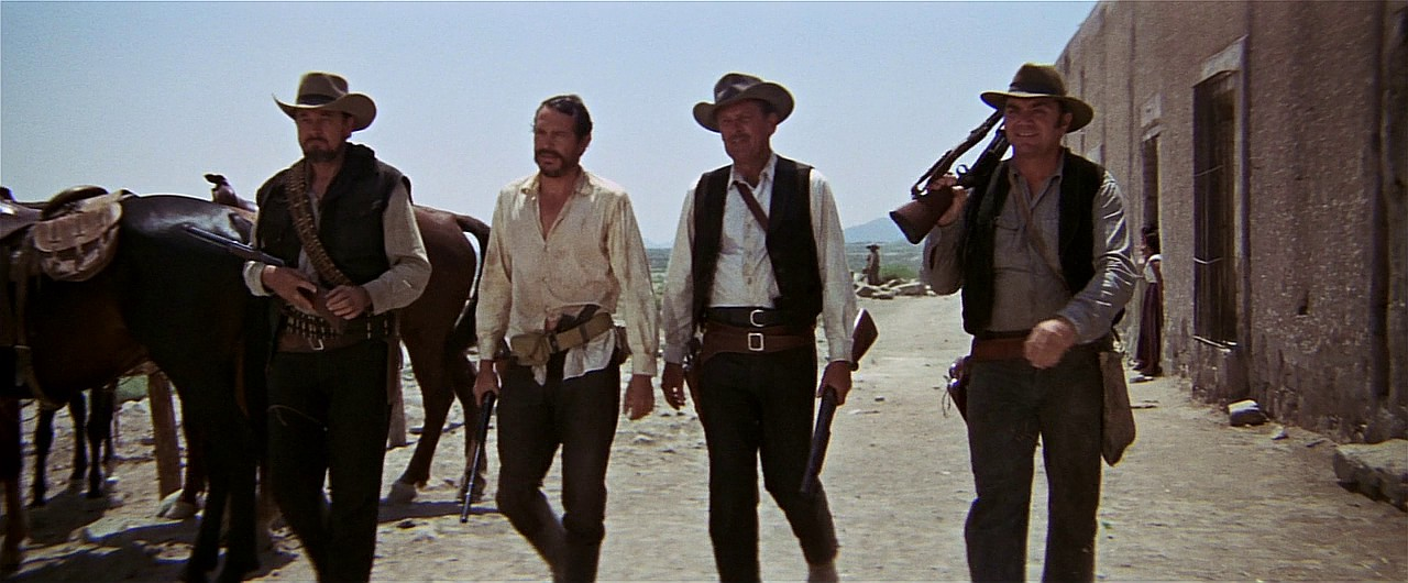 the wild bunch is a classic movie that should not get a remake [Source: Furious Cinema]