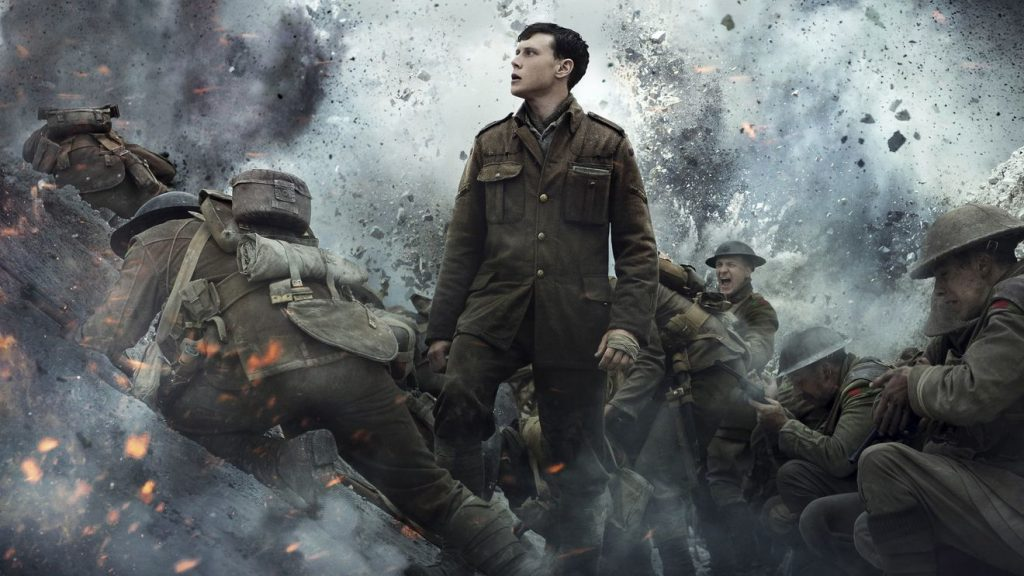 1917 is number 1 at the box office