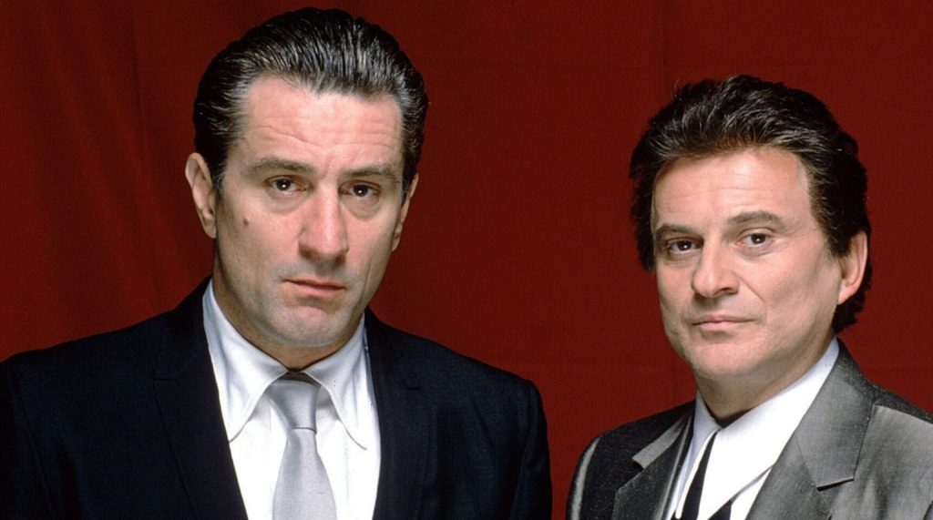 Goodfellas is widely regarded as one the best works for both Scorsese and the main actors (Warner Brothers, 1990)