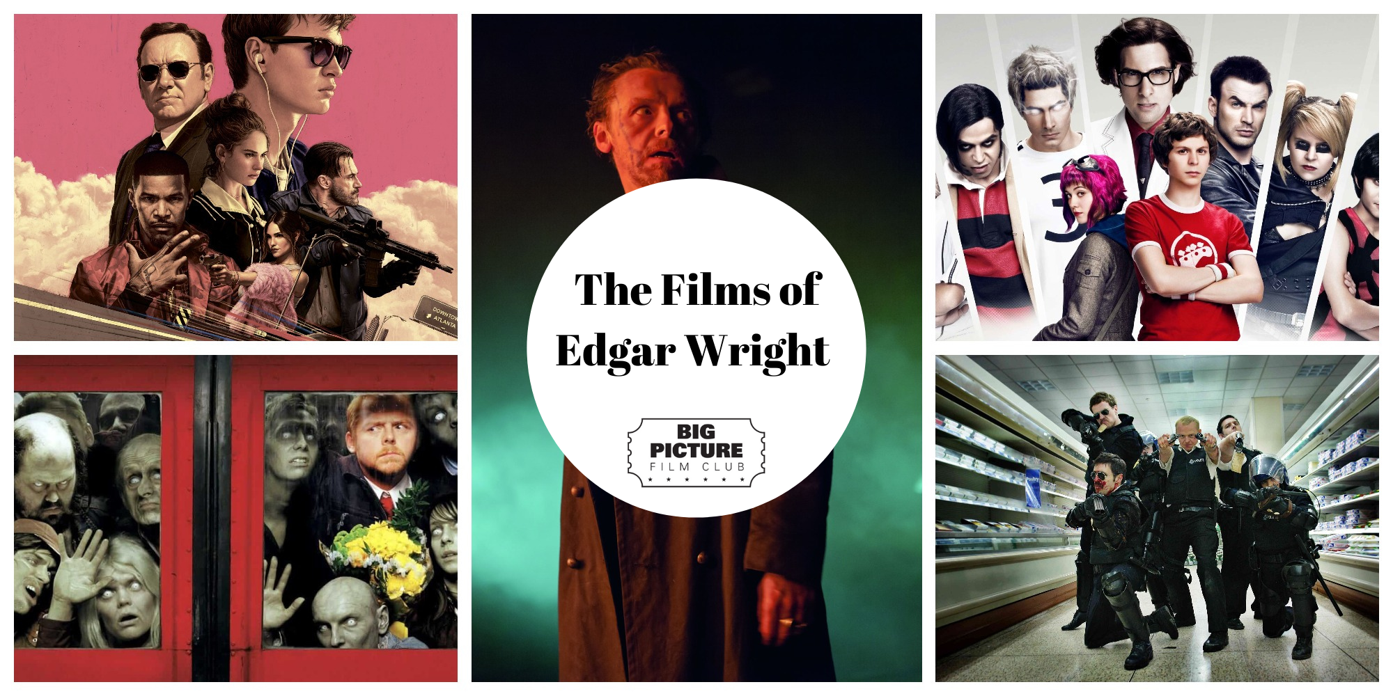 The Films of Edgar Wright
