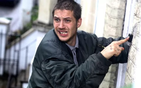 Tom Hardy in Stuart: A Life Backwards