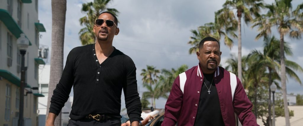 Bad Boys returns to the UK box office