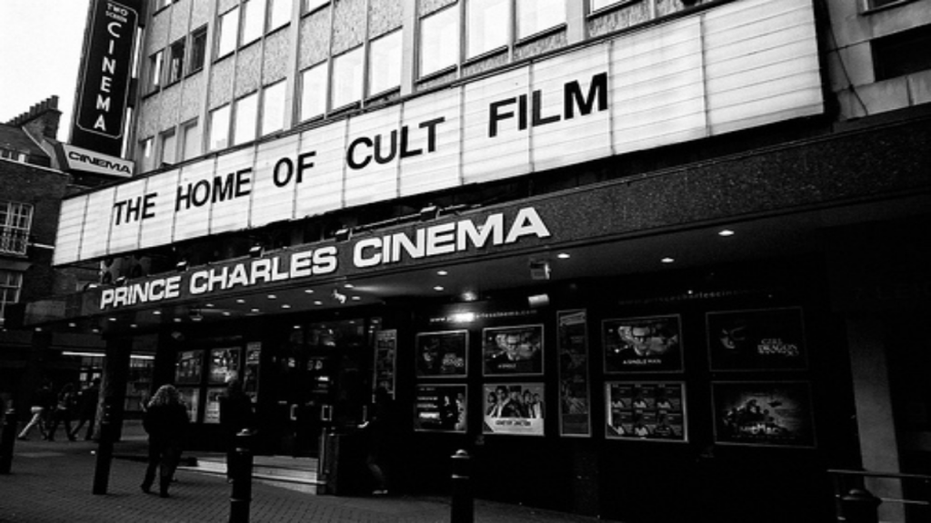 The Home of Cult Film, Prince Charles Cinema