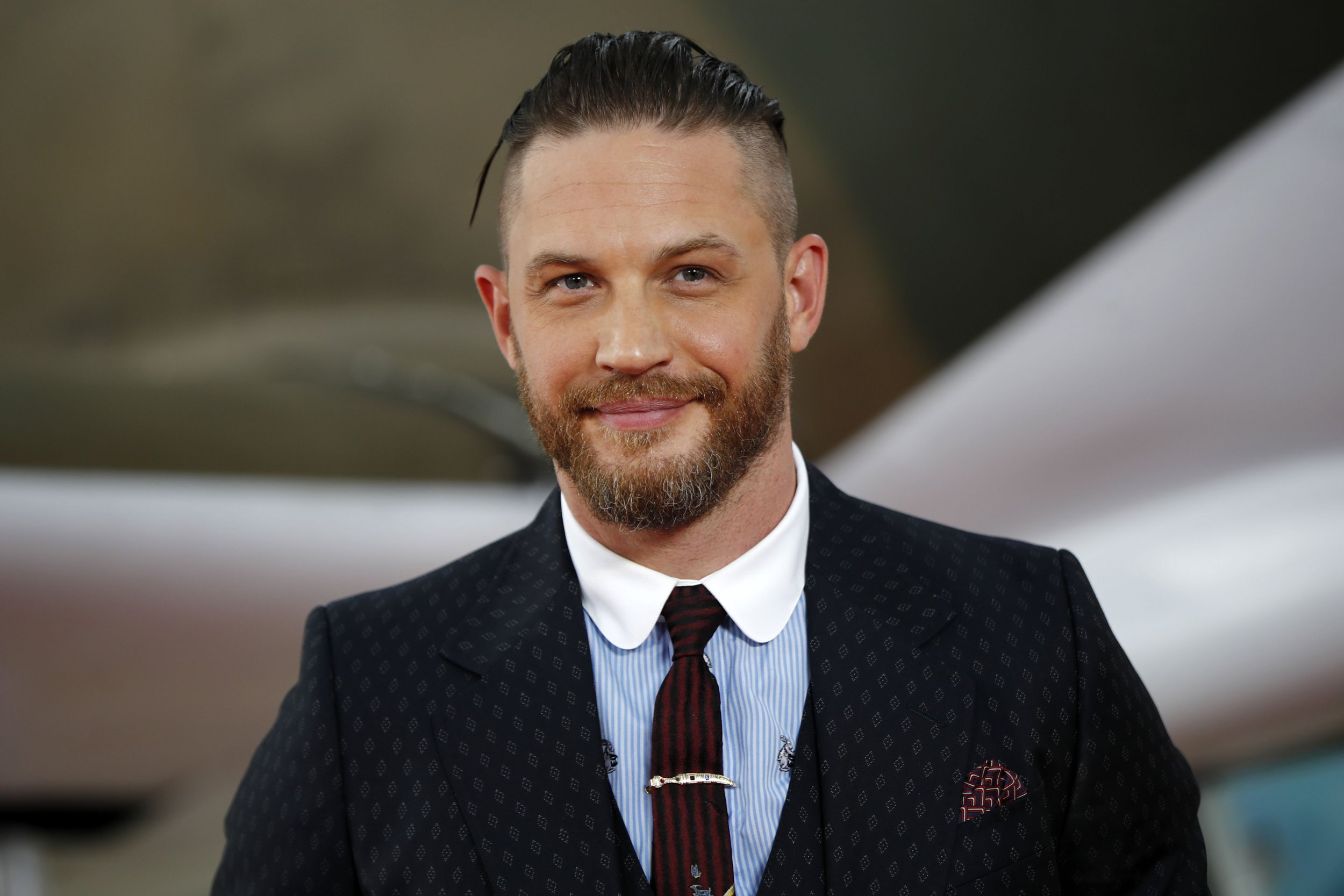 tom hardy [Source: Newsweek]