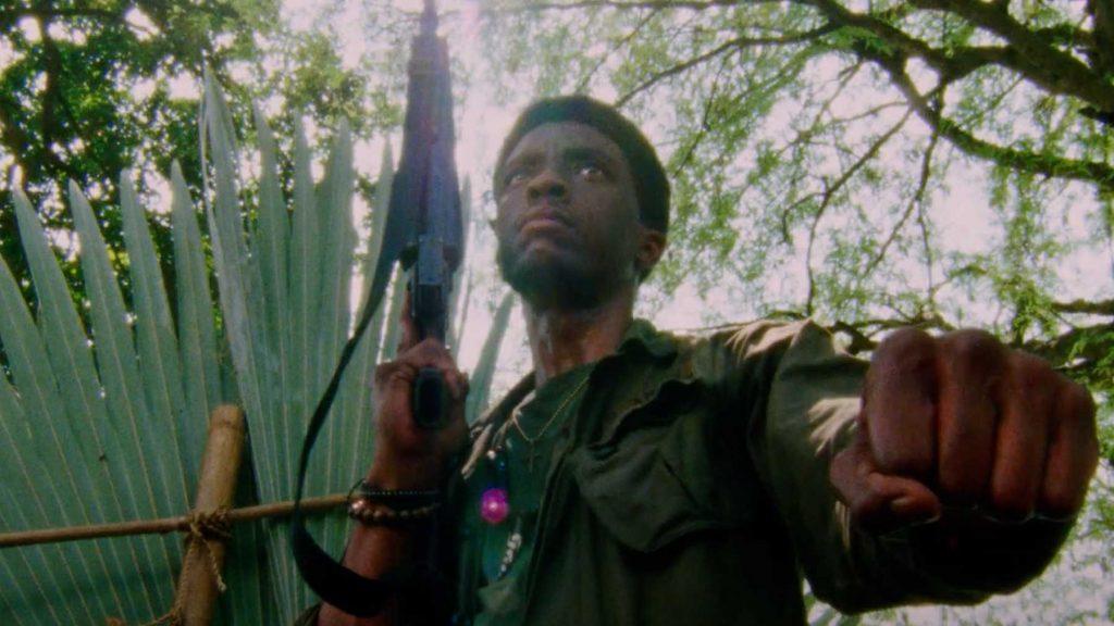 "Chadwick Boseman's ""Stormin' Norman"""
