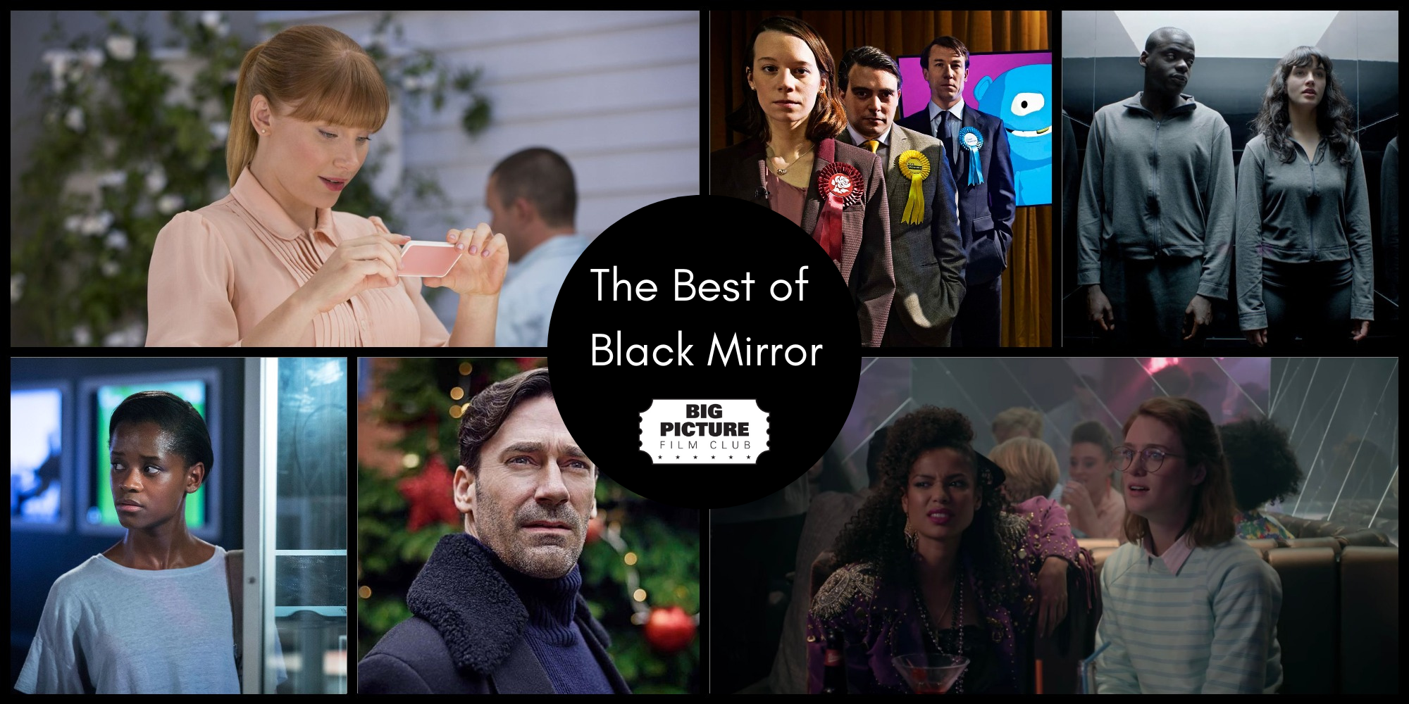 The Best of Black Mirror