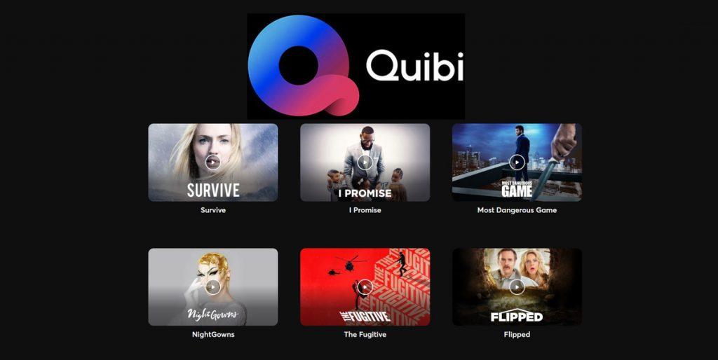 Quibi Dashboard