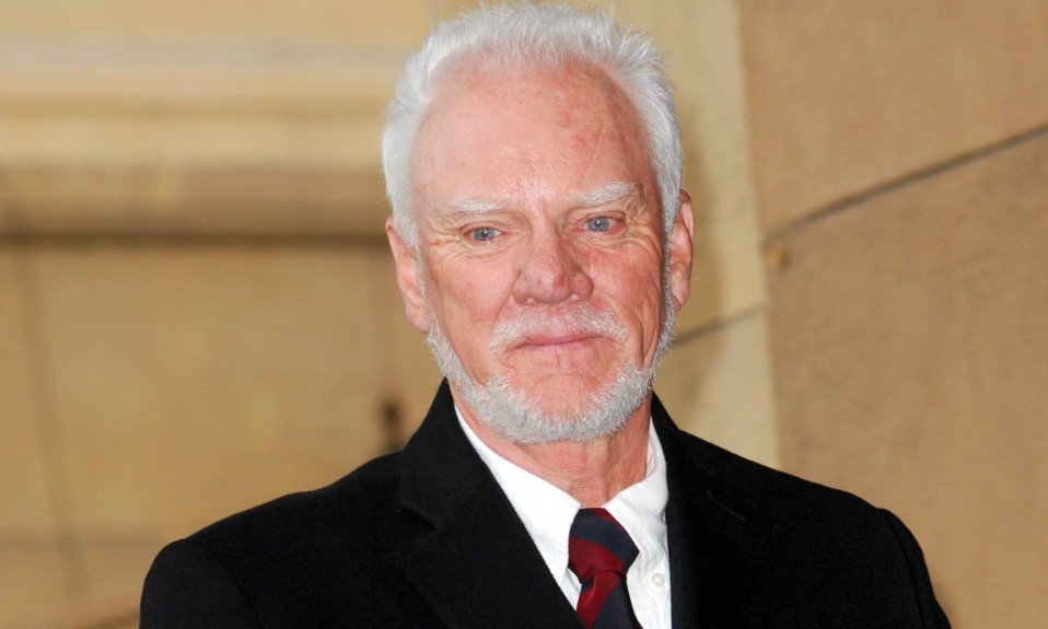 Malcolm McDowell, one of the worlds most underrated actors [Source: ITV]