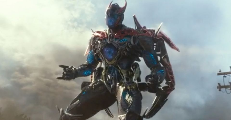 Megazord - Power Rangers