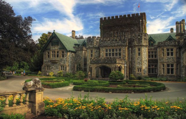 Hatley Castle - X-Men