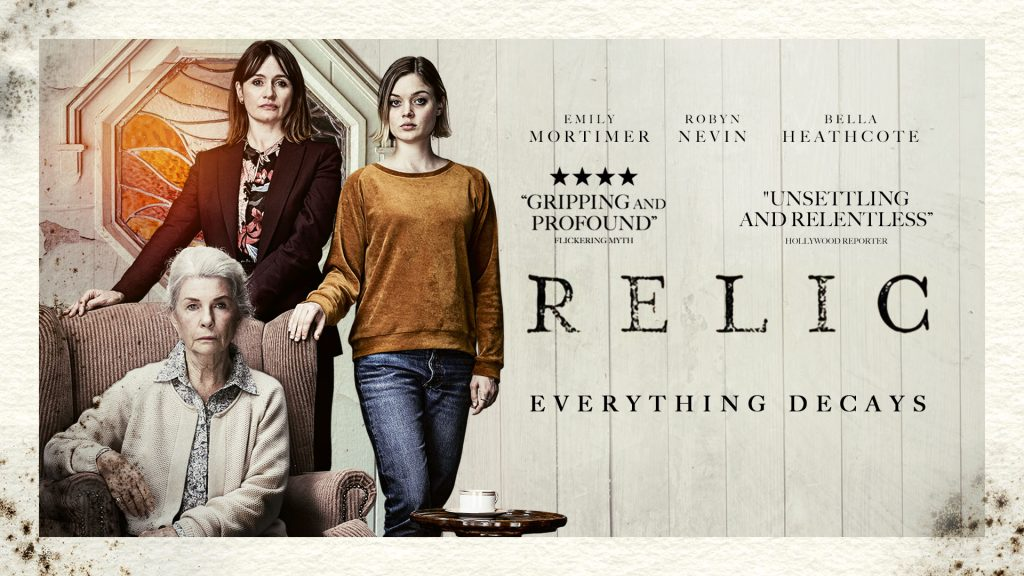 Relic at the London Film Festival [Source Signature Entertainment]